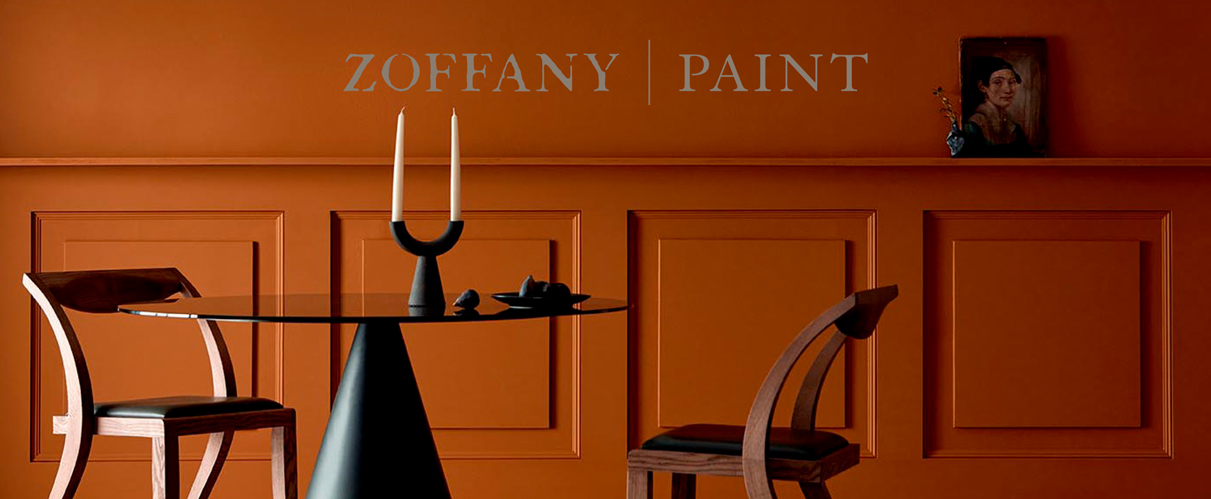 Zoffany & Sanderson Paint at Ken Jackson Interiors