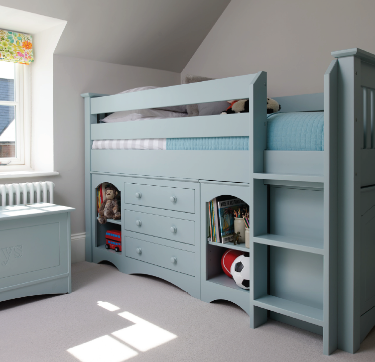 Kids Bedroom at Ken Jackson Interiors